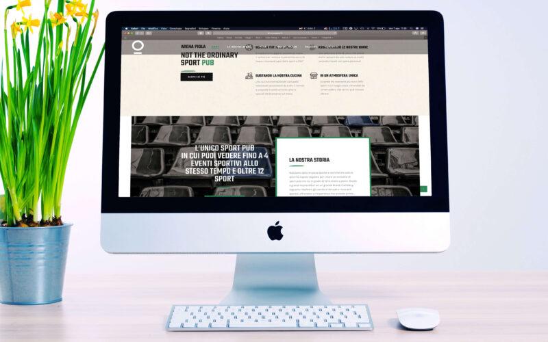 local web site